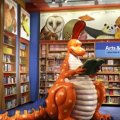 Scholastic Store Extreme Makeover