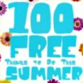100 Free Things to Do Summer 2014 with Kids in New York City