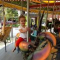 Boston's New Carousel & Things To Do With Kids on The Greenway
