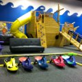 Drop-In Indoor Play Spaces:  For Little Kids and Bigger Kids, Too