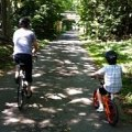 Five Picks for Kid-Friendly Biking Trails