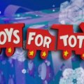 Toys for Tots and Other Donations for LA Children at Christmas