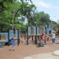 Destination Playground: Indian Road Playground in Inwood Hill Park