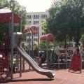 Two New Bronx Playgrounds Open in Tremont Park
