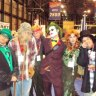 You never know who you'll spot at the annual New York Comic Con at the Jacob Javits Center