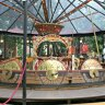 There are only two bicycle carousels in the world and you'll find one of them at Fête Paradiso