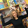 Hanging with Laurie Berkner in NYC & a Free Song From Her New Album Laurie Berkner Lullabies