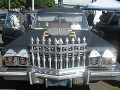 Trick or Treat Festival and Halloween Hearse Show