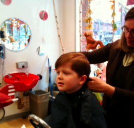 Kids Cuts: Haircutting Salons for Boys and Girls in Brooklyn