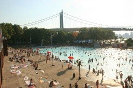 Best Free NYC Swimming Pools for Toddlers and Kids