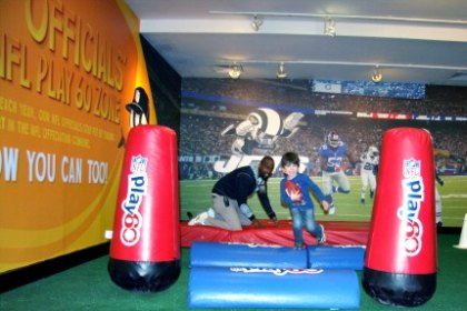Celebrate the Super Bowl with NYC Kids: 6 Cool Ways to Enjoy Family Football Fever