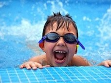 Child and Parent Indoor Swimming Classes in CT (Fairfield County)