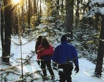 Where to Go Cross Country Skiing & Snowshoeing in Fairfield County, CT