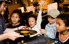 DJ Classes for NYC Kids: Learn Scratching, Mixing and Digital Music Making