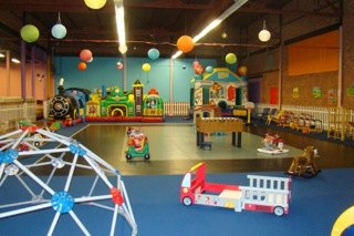 Drop-In Indoor Play Spaces: For Boston Babies, Toddlers, and Preschoolers