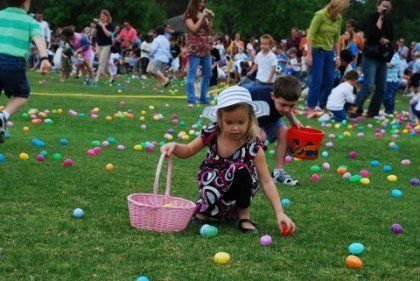 Easter Egg Hunts on Long Island 2014