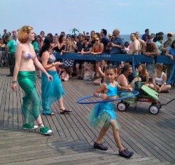 Free & Fun Things to Do this Weekend with NYC Kids: Coney Island Mermaid Parade, Adventures NYC, Historic Ship Fest June 22-23
