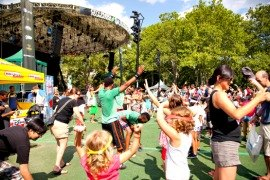 Free Outdoor Summer Music Festivals & Concerts in NYC: Best Bets for Families