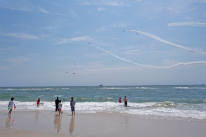 Great Long Island Beaches For Families Post-Sandy