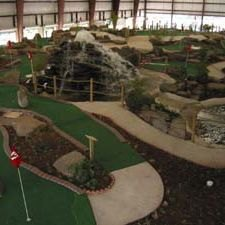 Indoor Miniature Golf in New Jersey