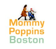 Mommy Poppins Arrives in Boston