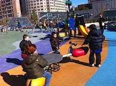 Places to Play in Tribeca for NYC Kids: Parks, Indoor Play Spaces and Kids' Gyms