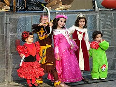 Purim Festivals and Carnivals around LA