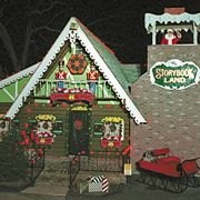 Santa is Coming! To Storybook Land in New Jersey