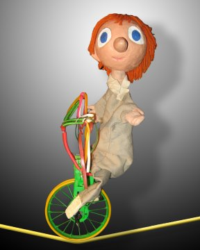 PENNY JONES & Co. PUPPETS presents The Circus and Sebastian