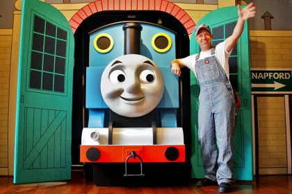 All Aboard with Thomas & Friends™
