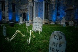 Halloween Haunted Houses in Westchester County: New Location for Scared By the Sound & Other Fearsome Fun