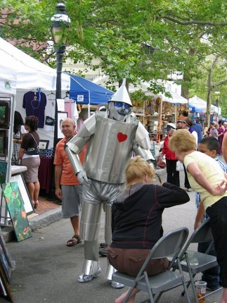 Mattoon Street Arts Festival