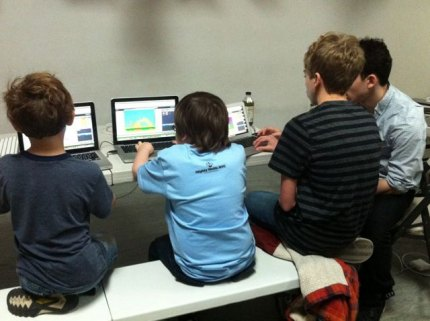 Computer game design at Pixel Academy