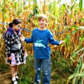 Things to do with kids: The Amazing Maize Maze: NYC's Only Corn Maze and Other Fall Fun at the Queens County Farm Museum