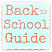 Mommy Poppins' Back-to-School Guide