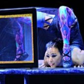 Things to do with kids: See Jaw-Dropping Contortion & Balancing Acts in Big Apple Circus: Metamorphosis at Lincoln Center