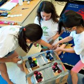 Things to do with kids: Kids Can Design, Build, Experiment & More This Summer at Camp Invention
