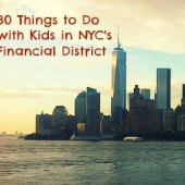Things to do with kids: 30 Things to Do in the Financial District with Kids: Museums, Parks, Public Art & Loads of History