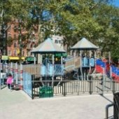 Things to do with kids: Destination Playground: Hester Street Playground