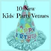 Things to do with kids: 10 Cool New Party Places for NYC Kids