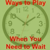 Things to do with kids: 10 Ways to Play With Kids While You're Waiting