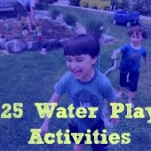 Things to do with kids: 25 Water Games for Kids: A Summer of Play Essential