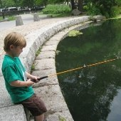 Things to do with kids: Go Fish: Where to Go Fishing with NYC Kids for Free (Even If You Don't Have Gear)