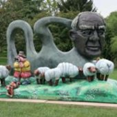 Things to do with kids: Art in the Park: Grounds for Sculpture and other Sculpture Parks in NJ