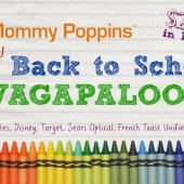Things to do with kids: Back to School Swagapalooza Giveaway 2013