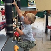 Things to do with kids: Great Playgrounds in Stamford