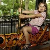 Things to do with kids: NYC Carousels: Get Merry and Go Around
