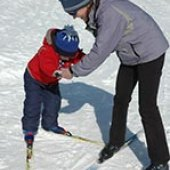 Things to do with kids: Cross Country Skiing for Families in Boston - Weston Ski Track, Great Brook and More