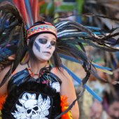 Things to do with kids: Dia de los Muertos - Day of the Dead Celebrations around Los Angeles