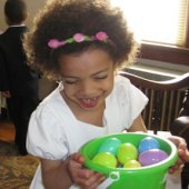 Things to do with kids: Easter Baskets and Egg Hunts Without the Sugar High